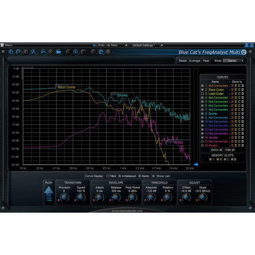 Blue Cat Audio Blue Cat FreqAnalystMulti