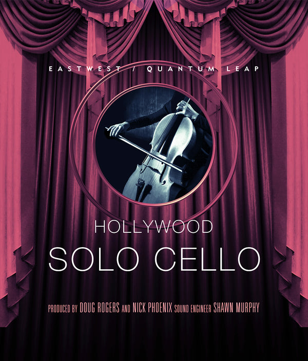 EastWest HOLLYWOOD CELLO GOLD