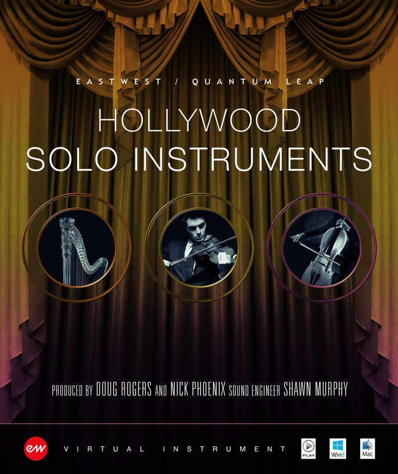 EastWest HOLLYWOOD SOLOSERIES GOLD