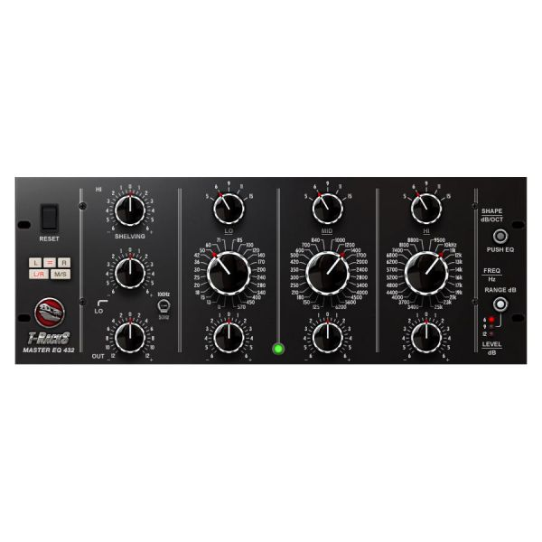 IK Multimedia T-RACKS Master EQ 43