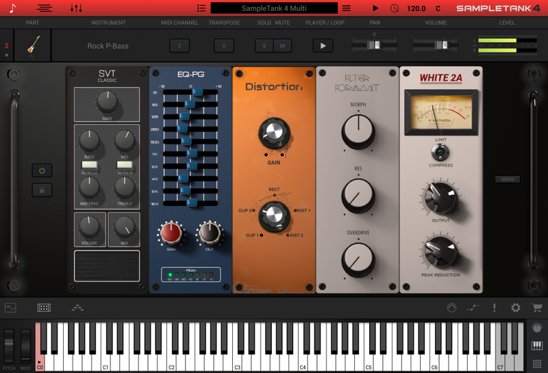 IK Multimedia Sampletank 4 MAX