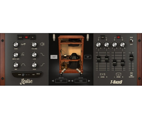 IK Multimedia T-RackS Leslie