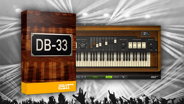 AIR Music Technology DB-33