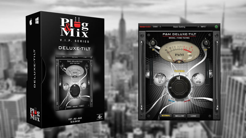 Plug And Mix Deluxe Tilt