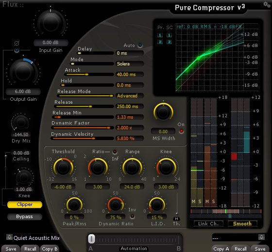 Flux Pure Compressor V3
