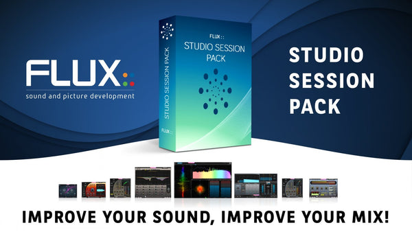 Flux Studio Session Pack