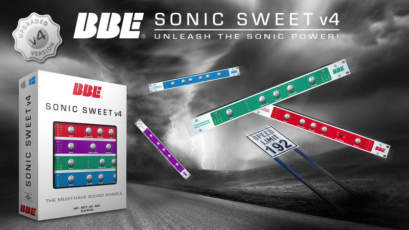 BBE Sound Sonic Sweet