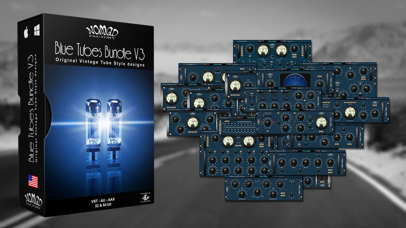 Nomad Factory Blue Tubes Bundle V3