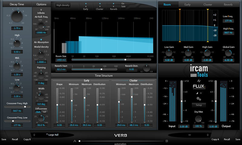 Flux Ircam Verb V3