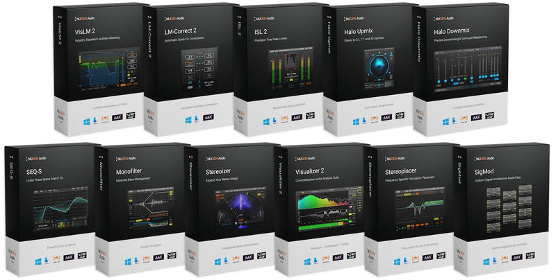NUGEN Audio NUGEN Post Bundle