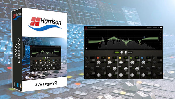 Harrison Consoles AVA LegacyQ Equalizer