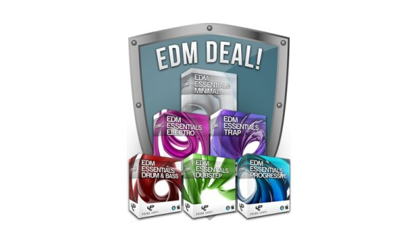 SONiVOX EDM Essentials Collection