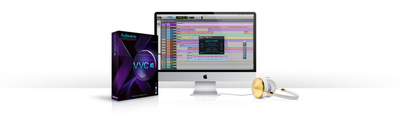Audionamix ADX VVC Vocal Volume Control 3
