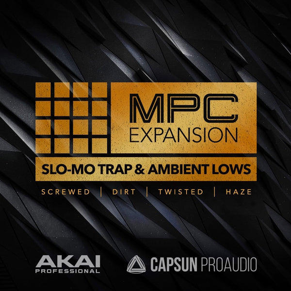 Akai Slo-Mo Trap & Ambient Lows