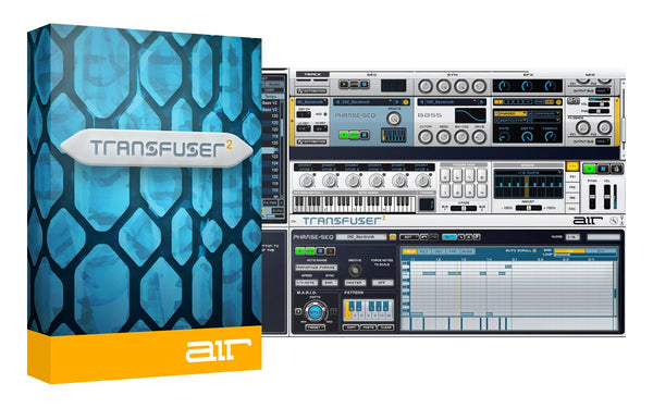AIR Music Technology Transfuser 2