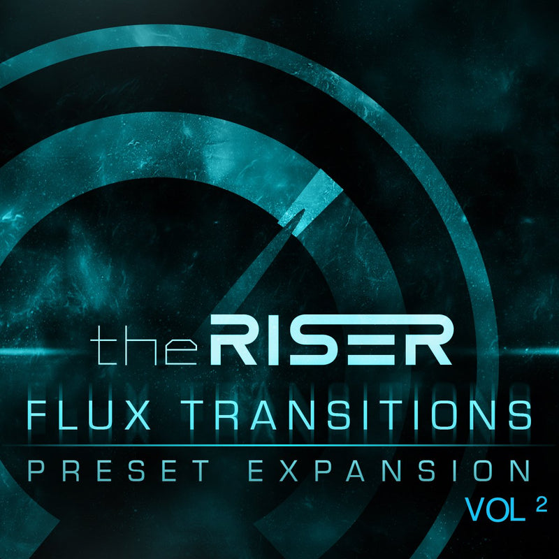 AIR Music Technology Flux Transitions Expansion - The Riser Vol 2