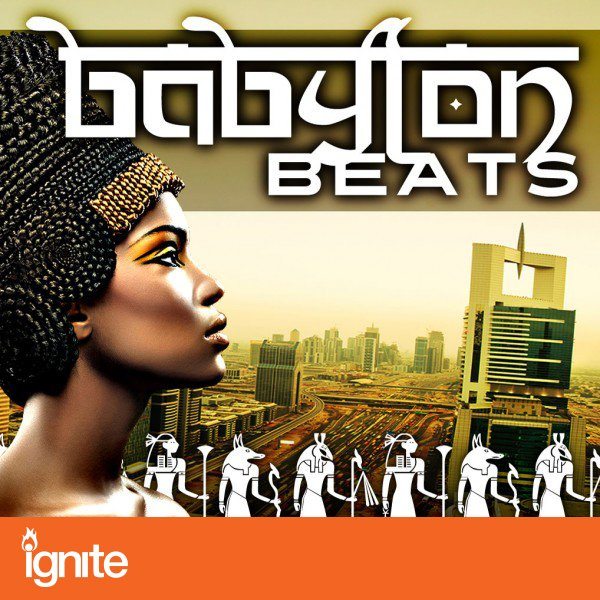 AIR Music Technology Babylon Beats for Ignite