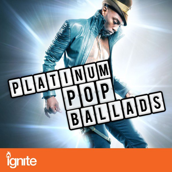 AIR Music Technology Platinum Pop Ballads for Ignite