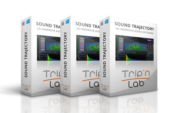 Trip'n Lab Sound Trajectory