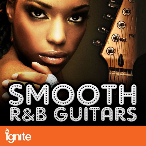 AIR Music Technology Smooth R&B Guitars for Ignite