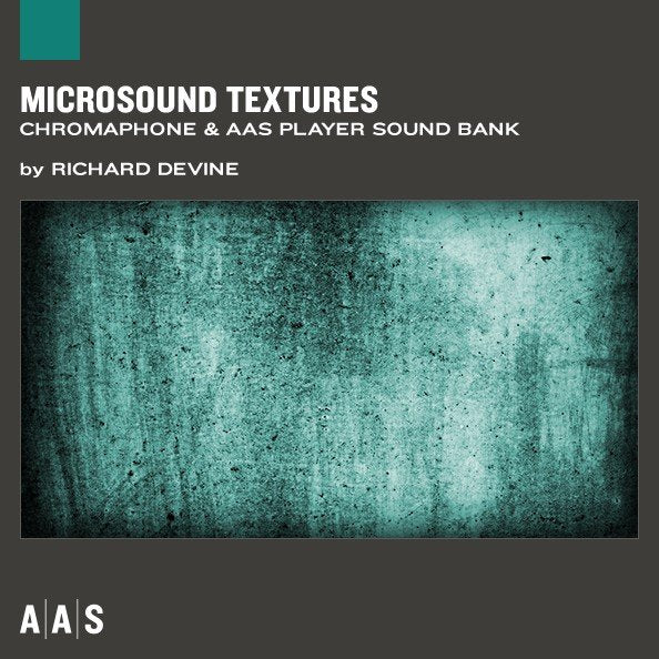 Applied Acoustics Systems Microsound Textures
