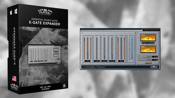 Nomad Factory E-Gate Expander