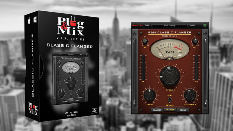 Plug And Mix Classic Flanger