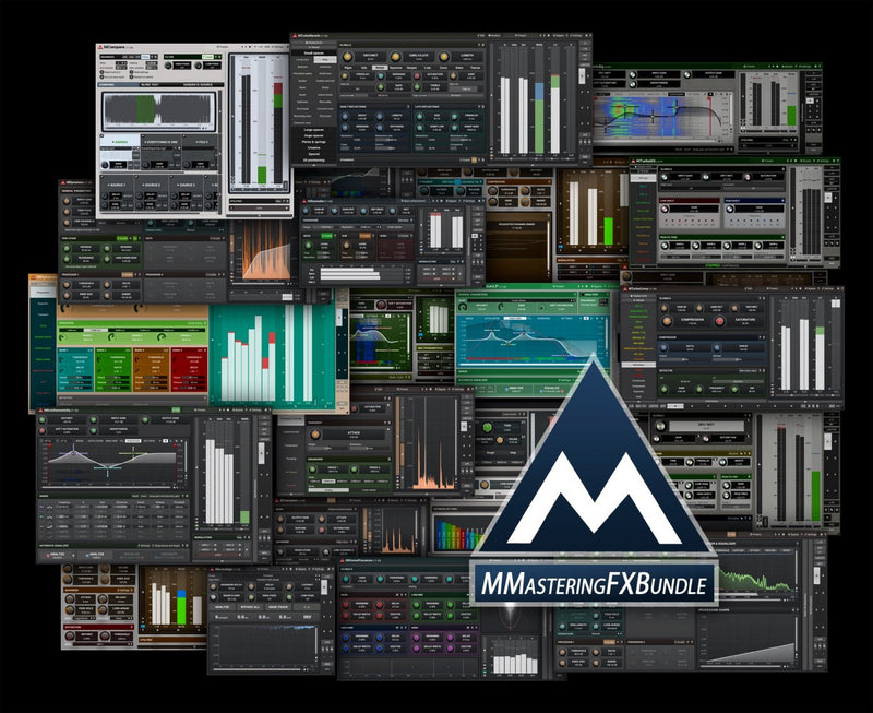 MeldaProduction MMasteringFXBundle