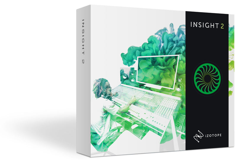 iZotope Insight 2 Upgrade from Insight 1 - Instant Delivery