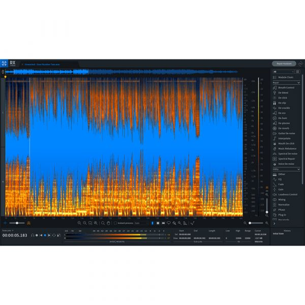 iZotope RX 8 Standard Upgrade from any Version of RX or Post Production Suite