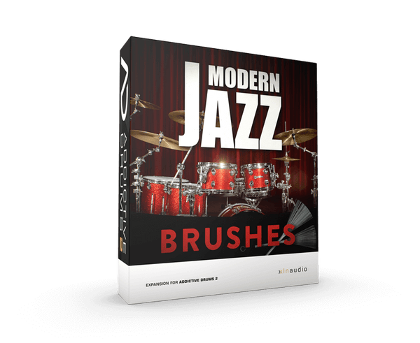 XLN Audio Mod Jazz Brushes ADPACK2