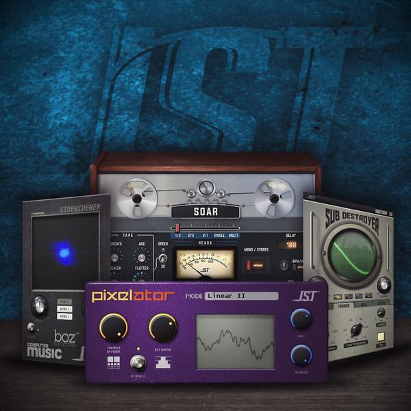 JST - JST FX Bundle