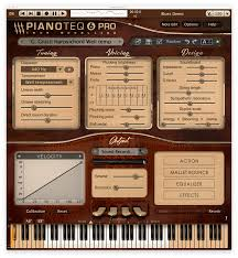 Pianoteq  Karsten Collection