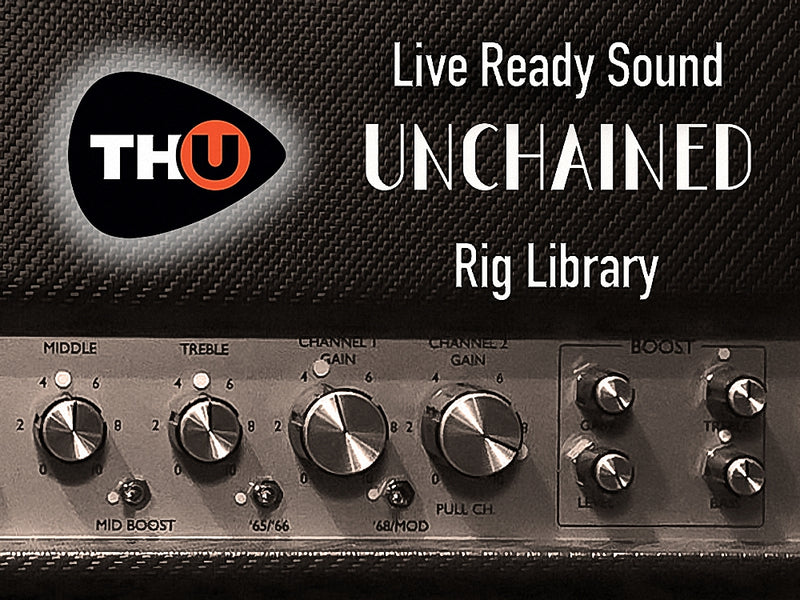 Overloud LRS Unchained - Rig Library for TH-U