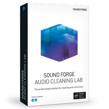 MAGIX SOUNDFORGE Audio Cleaning Lab