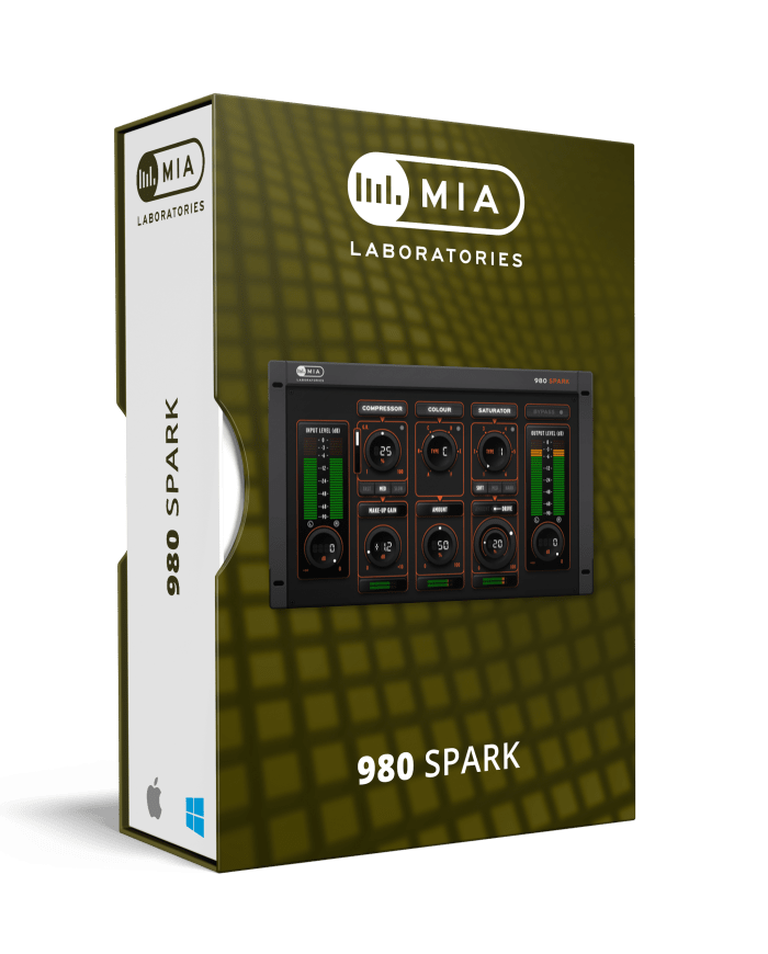 Mia Laboratories 980 Spark