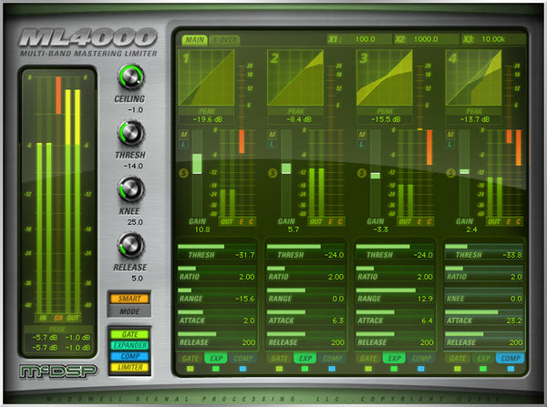 McDSP ML4000 HD v6