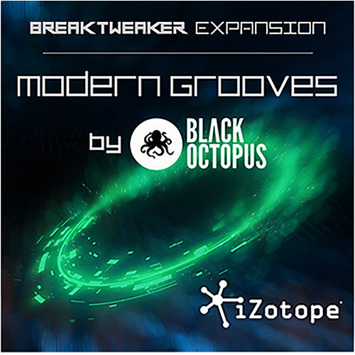 Izotope Modern Grooves by Black Octopus - Instant Delivery