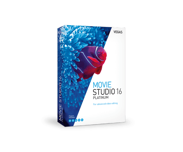 MAGIX Movie Studio 16 Platinum