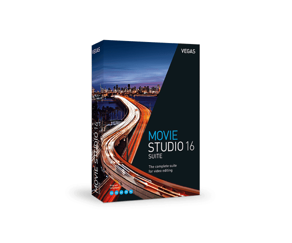 MAGIX Vegas Movie Studio 16 Suite