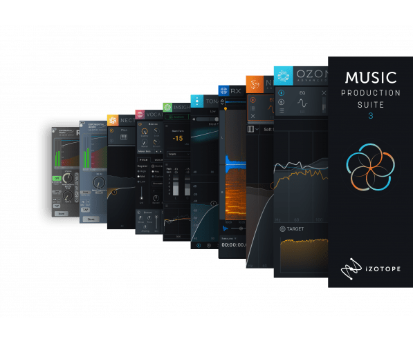 iZotope Music Production Suite 3 Crossgrade from any paid iZotope product