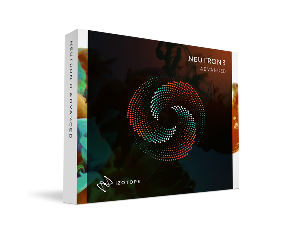 iZotope Neutron 3 Advanced Upgrade from Neutron 1-3 Standard