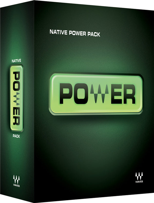 Waves Power Pack