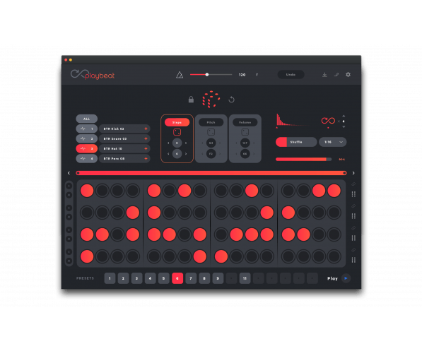 Audiomodern Playbeat