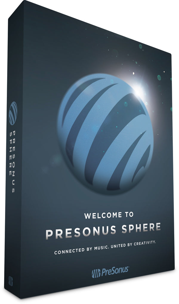 PreSonus Sphere 1-Year Membership