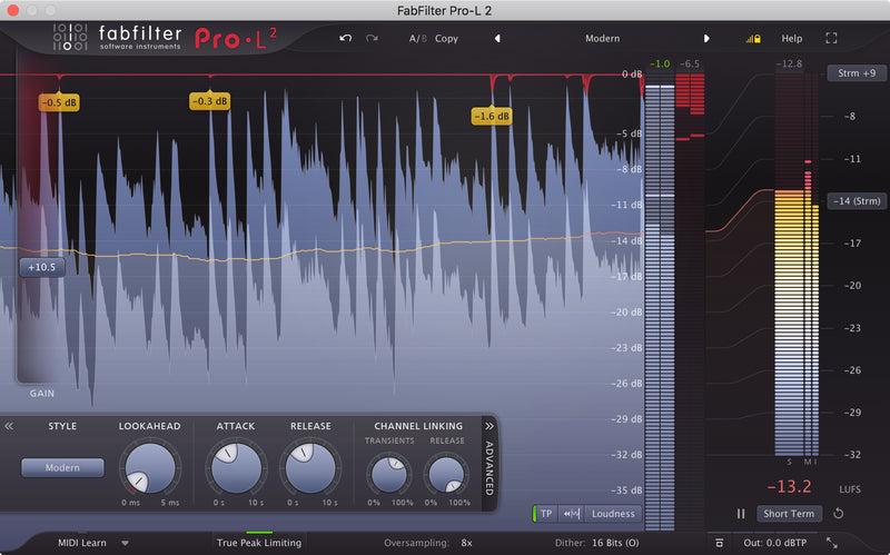 FabFilter Pro-L 2 - Instant Delivery