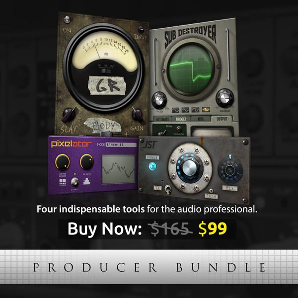JST Producer Bundle