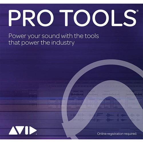 Avid Pro Tools Update and Support Plan