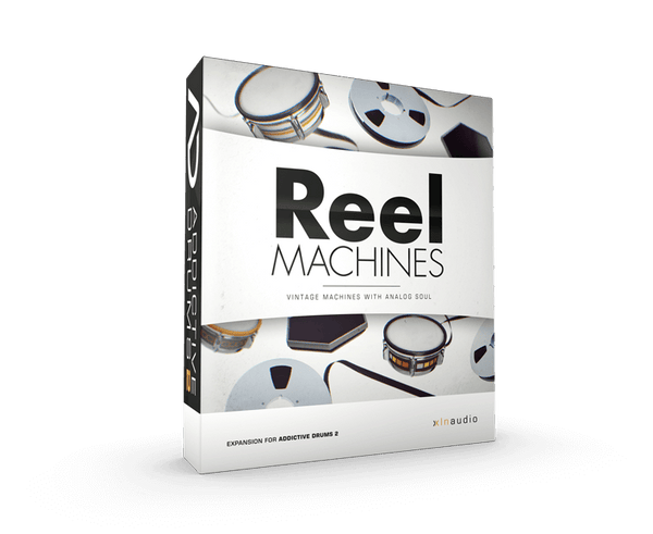 XLN Audio Reel Machines ADPACK - AD2
