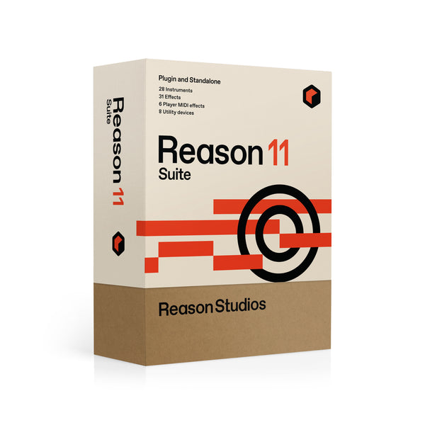 Propellerhead Reason 11 Suite Upgrade